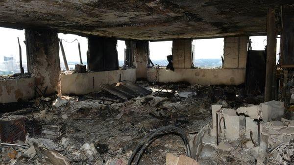 Rawan aseguró que su familia perdió todas sus pertenencias en el incendio (Reuters)