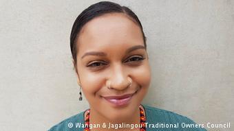 Murrawah Johnson, Australia (Fuente: Consejo de Familia del pueblo indígena Wangan y Jagalingou (W&J)