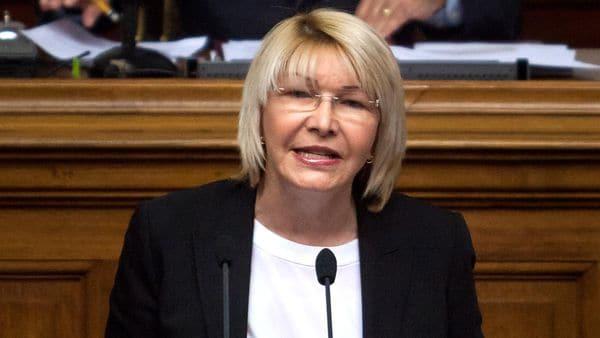 Luisa Ortega Díaz, fiscal general de Venezuela (EFE)