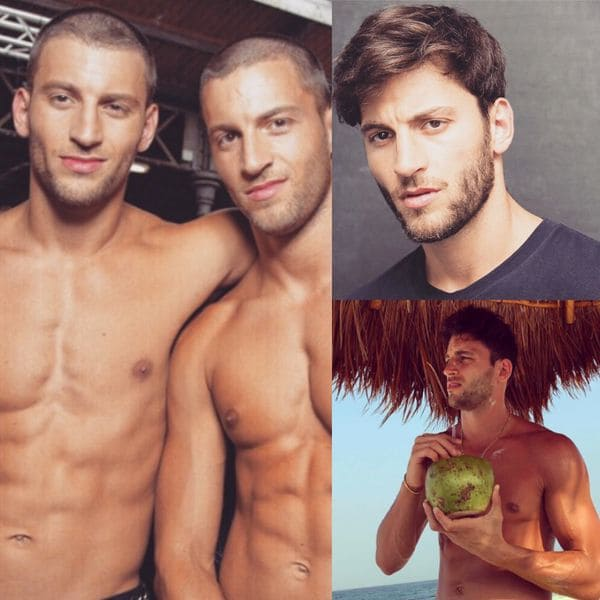 El portugués Kevin Sampaio y su hermano gemelo levantan suspiros en Instagram