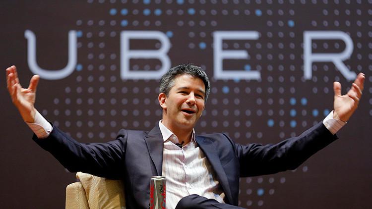 ¿A lo Steve Jobs? Director ejecutivo de Uber, forzado a abandonar su puesto