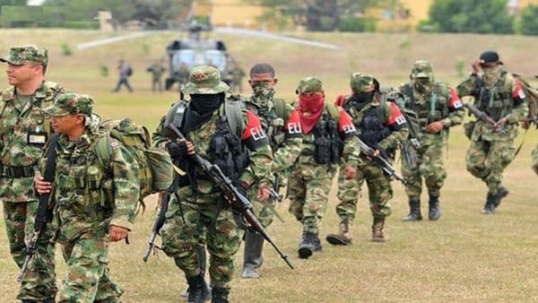 El ELN sigue adelante con los secuestros y extorsiones