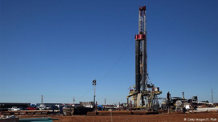 Fracking en Estados Unidos.