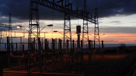 Red de Distribución de la Energía Eléctrica.