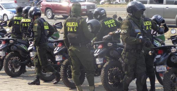 Resultado de imagen de OPERATIVOS POLICIALES EN BOLIVIA
