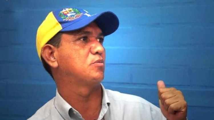 """Eleazar """"Pochoco"""" Mejías fue detenido por el régimen chavista"""