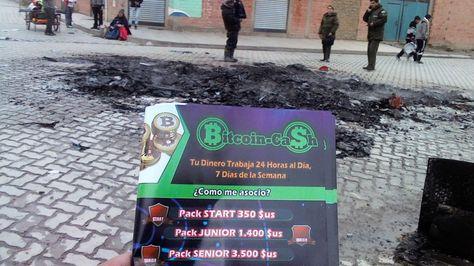 Inversionistas queman y saquean las oficinas de Bitcoin Cash.