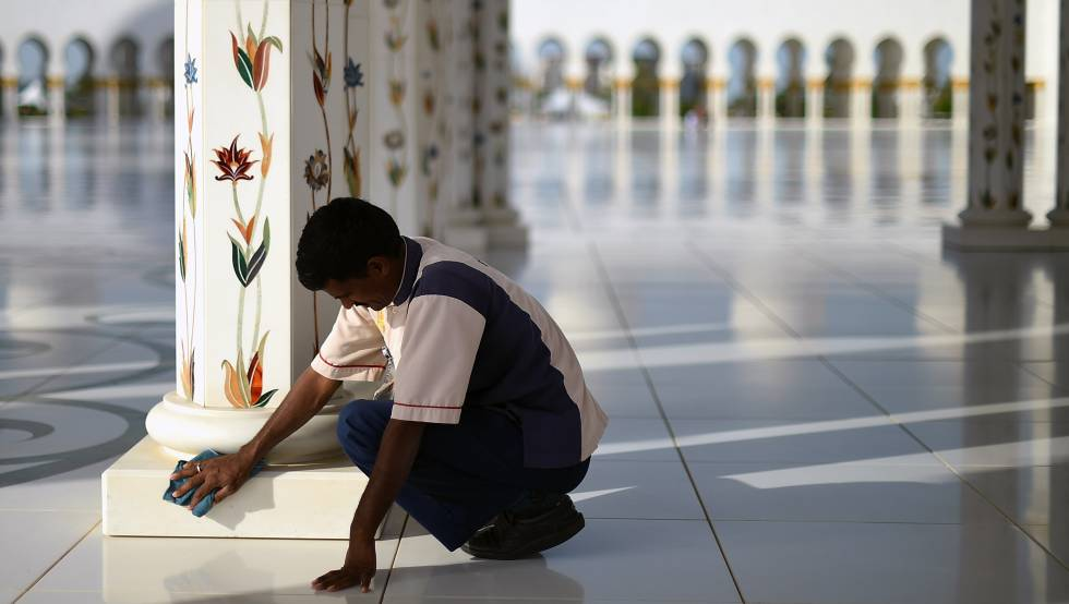 Ocho princesas de Abu Dhabi, condenadas por maltratar a sus sirvientas