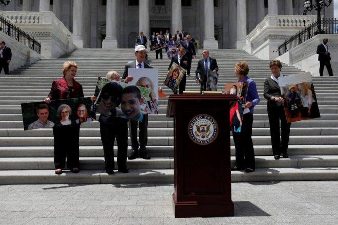 El edificio del Capitolio estadounidense (Foto: Reuters)