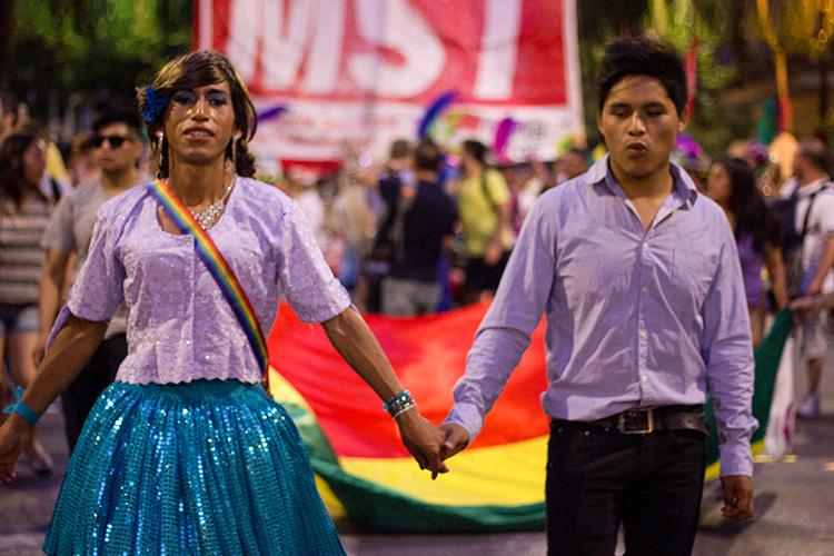 Resultado de imagen de comunidad LGBT en bolivia
