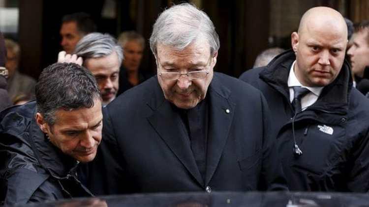 George Pell fue acusado por la policía australiana (Reuters)
