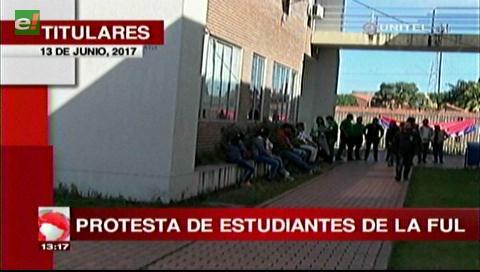 Video titulares de noticias de TV – Bolivia, mediodía del martes 13 de junio de 2017