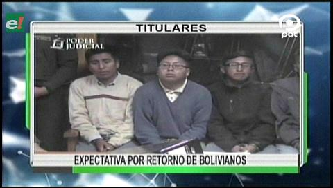 Video titulares de noticias de TV – Bolivia, noche del martes 27 de junio de 2017