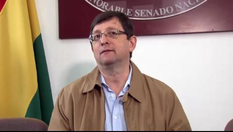 Ortiz: Filemón Escobar fue el autor del liderazgo de Evo Morales, el MAS lo hizo a un lado