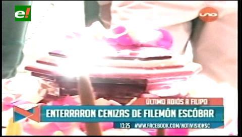 """Otorgan sitial de honor a """"Filipo"""" en el Cementerio General"""