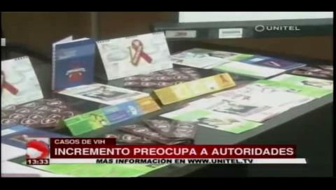 Cochabamba: Van 238 casos positivos de VIH en lo que va el 2017