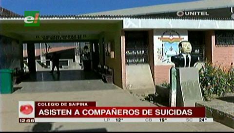 Saipina: Defensoría asiste a siete menores afectadas por el suicidio de compañera