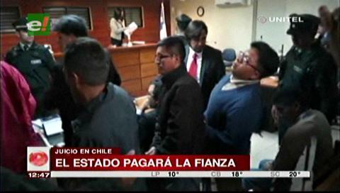 El Estado pagará la fianza de los nueve bolivianos pero no apelará a la sentencia
