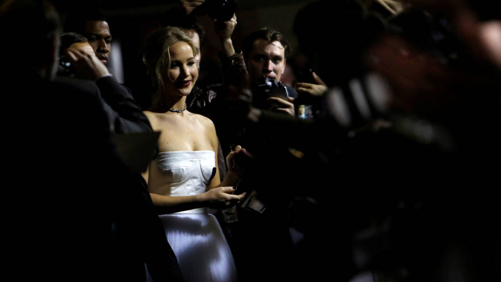 Foto: Jennifer Lawrence. (Reuters)