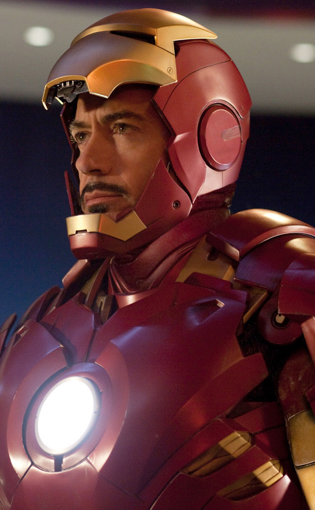 Iron Man, Robert Downey Jr., Hottest Superheroes