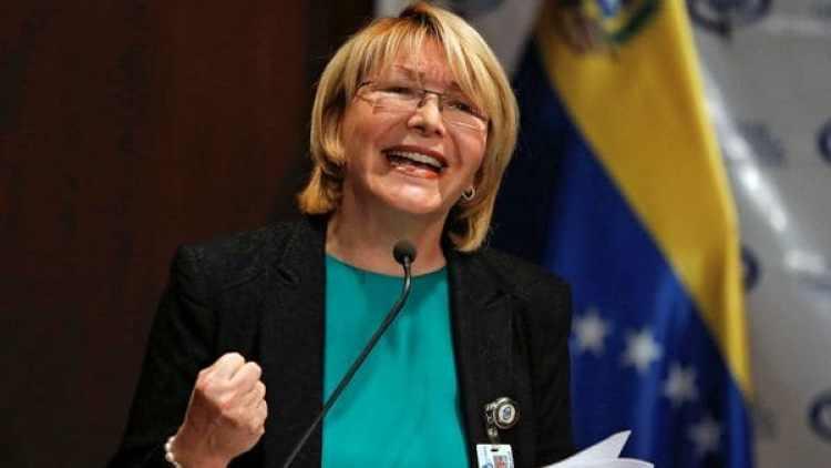 La fiscal Luisa Ortega Díaz se rebeló contra el régimen de Nicolás Maduro