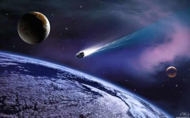Los investigadores tomaron muestras de meteoritos para realizar las conclusiones del estudio