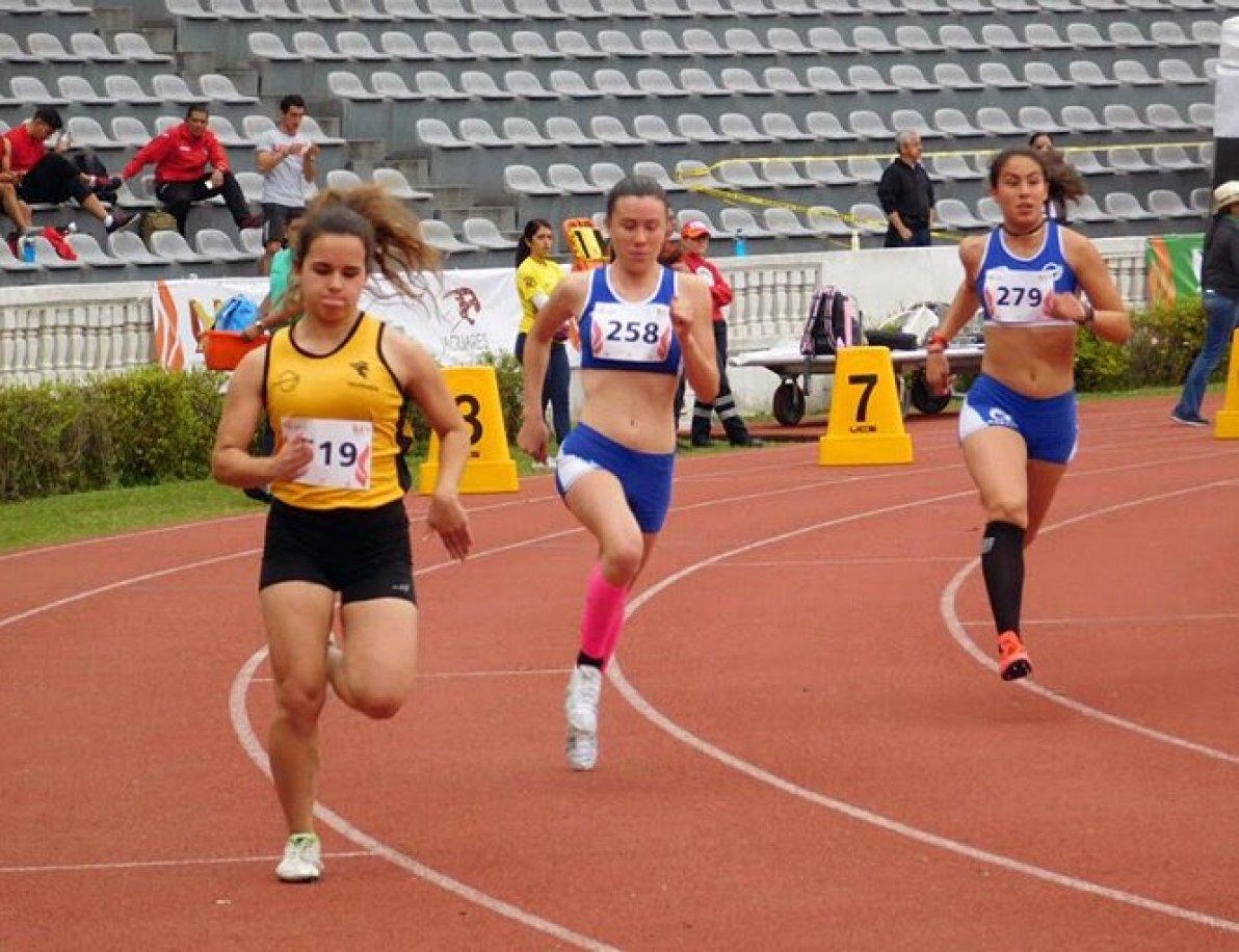 Resultado de imagen de Se cumple con éxito el nacional de atletismo