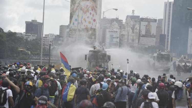 La Iglesia responsabilizó al gobierno por la crisis (AFP)