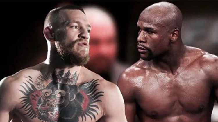 Conor McGregor y Floyd Mayweather se enfrentarán el próximo 26 de agosto en Las Vegas
