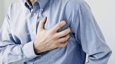 Ataque al corazón por estrés.