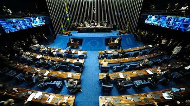 El senado de Brasil aprobó la reforma laboral de Temer(AFP)