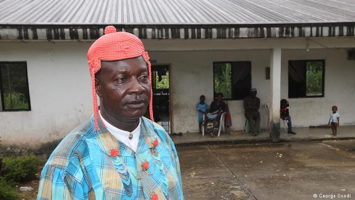 Nigeria, König Plaintiff (George Osodi )
