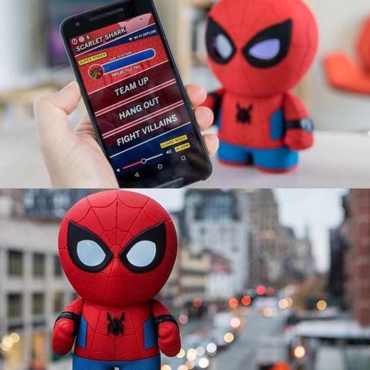 Spider Man de Sphero. Precio: USD 150