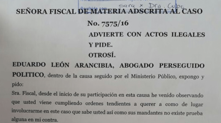 Denuncia contra Cuba
