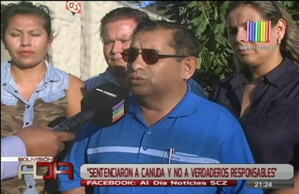 """""""Sentenciaron a Canuda y no a verdaderos responsables"""""""