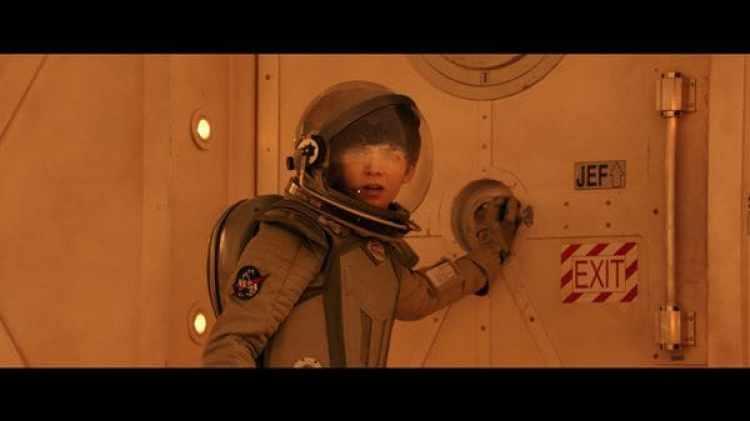 """Asa Butterfield hizo su debut cinematográfico en la cinta """"El niño con el pijama de rayas""""."""