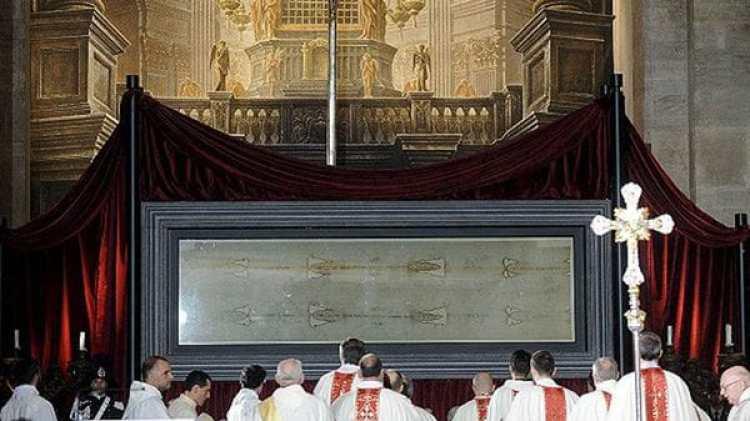 Basílica de San Juan Bautista en Turín