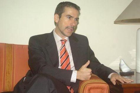 El diplomático español Enrique Ojeda Vila. Foto: Jorge Reyes/ elsalvador.com
