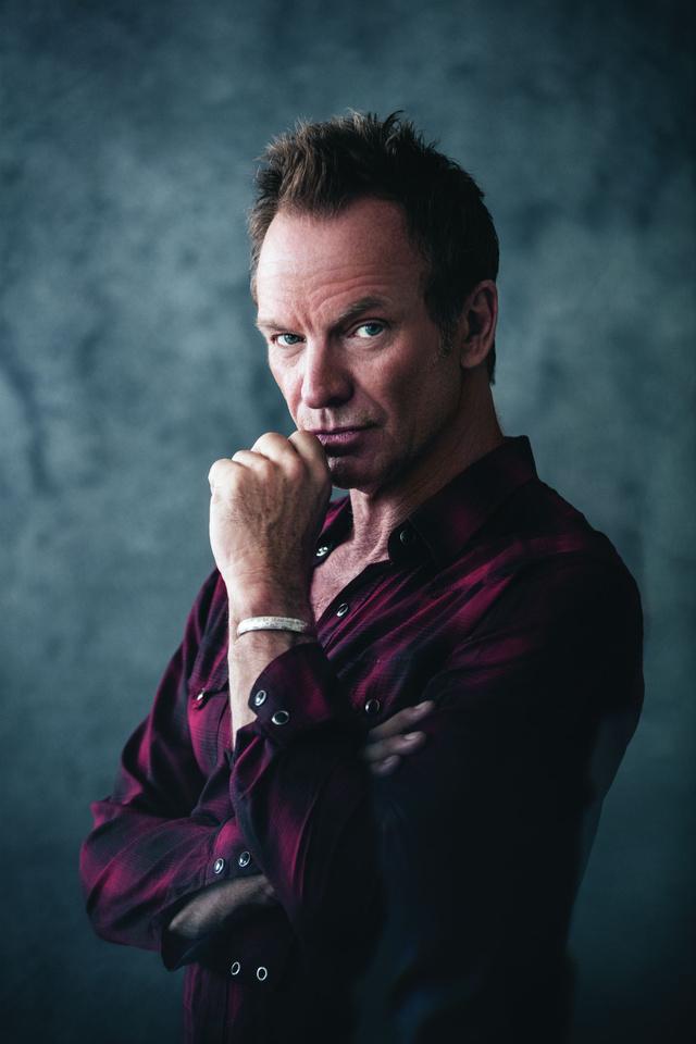 Sting actuó el 5 de julio en el Teatro Real de Madrid, dentro del Universal Music Festival.
