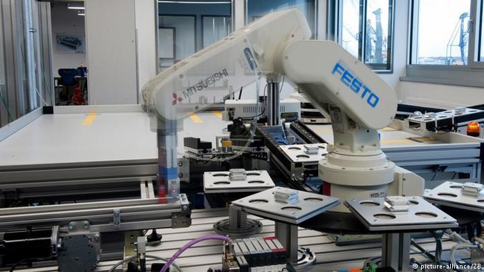 Alemania es líder mundial en robótica y tecnología de automatización