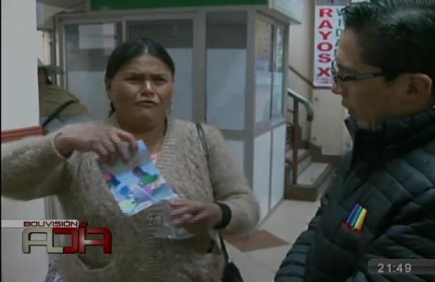 Madre busca a su hijo hace 16 años