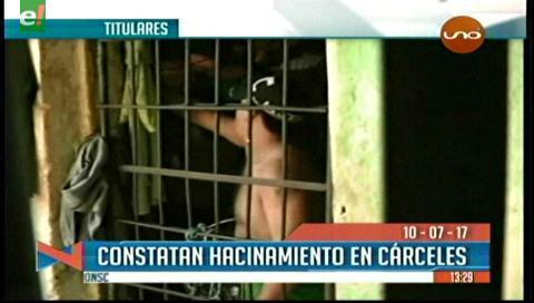 Video titulares de noticias de TV – Bolivia, mediodía del lunes 10 de julio de 2017