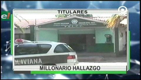 Video titulares de noticias de TV – Bolivia, noche del jueves 20 de julio de 2017