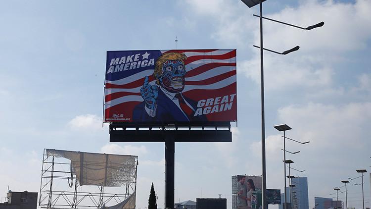 El muro de Trump tiene 'licencia' para saltarse leyes ambientales en la frontera con México