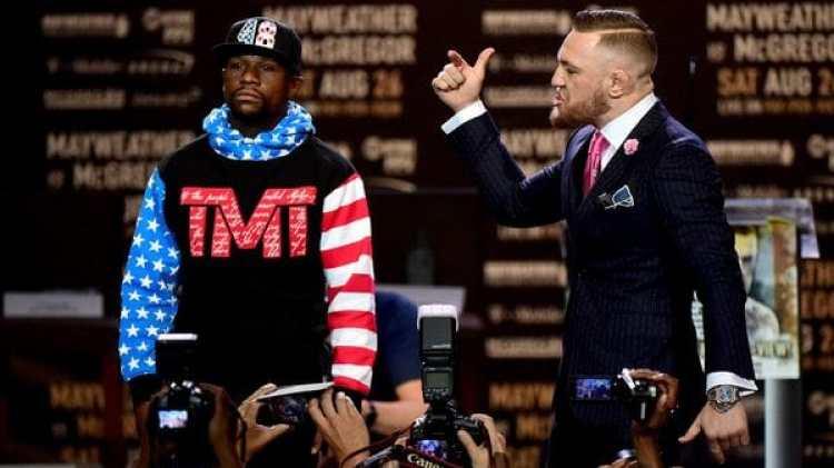 McGregor fue quien instaló la propuesta (Getty Images)