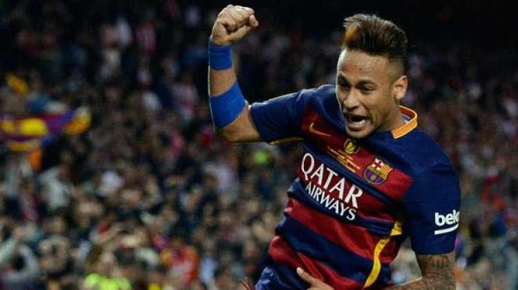 Neymar se irá del Barcelona (AFP)