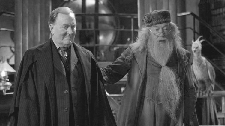 Muere Robert Hardy, actor de la saga Harry Potter