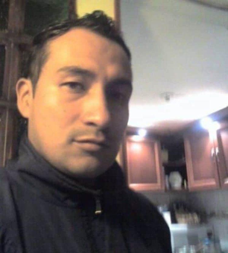 Ángel Giovany Aparicio fue asesinado por Bimbo el 22 de febrero pasado. El sicario tenía miedo de que lo identificara ante las autoridades policiales y lo fusiló delante de su novia en el barrio Bosa, en Bogotá