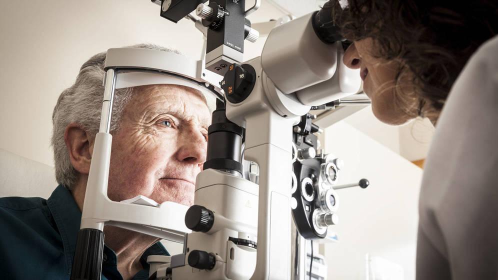 Foto: Los problemas de visión están relacionados con la vejez. (iStock)