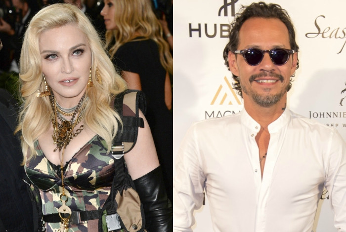 Madonna, Marc Anthony